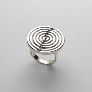 Anello in argento - Iride