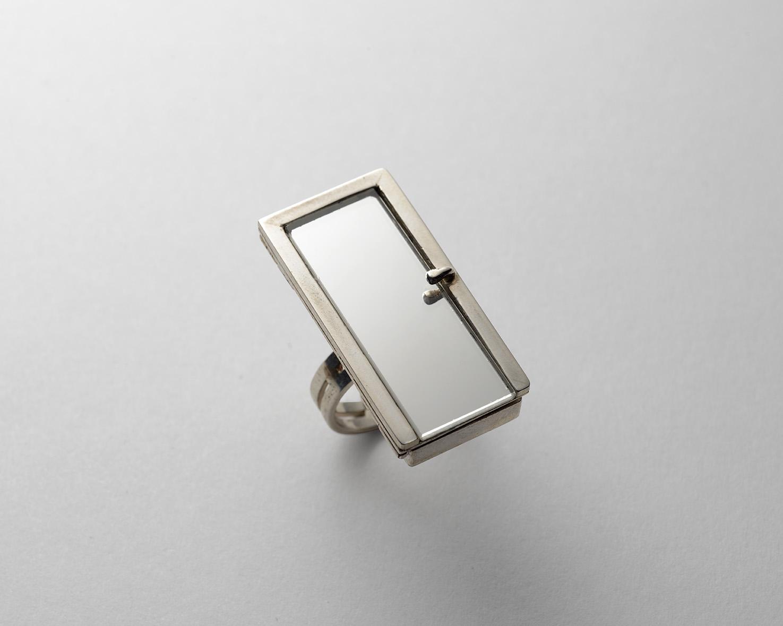 Anello in argento - Demetra